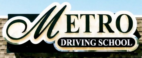 Metro Driving School, Logo